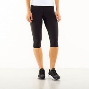 Lucy Cropped Athletic Leggings